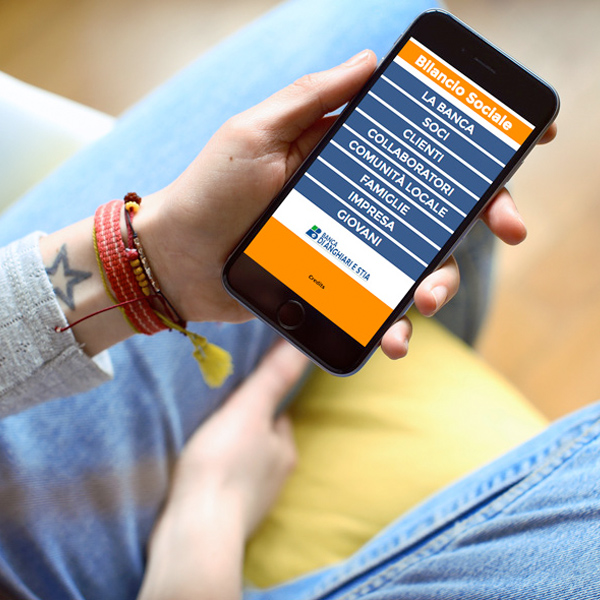 BCC Anghiari e Stia web app
